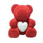 Always Beautiful Very Unique Rose Teddy Bear For Girlfriend & Wife On Valentine Day And Birthday Gift