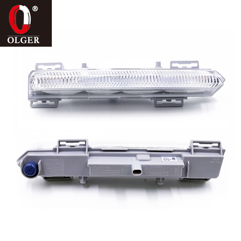 For Mercedes B class 2049069100 2049069200  Facelift LED Fog Lamp Daytime Running Lamp LED Daytime Running Lights factory