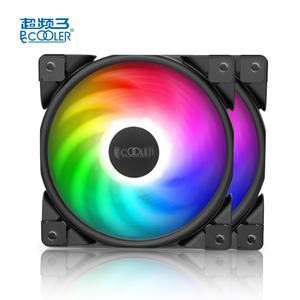 PCCOOLER GI-CX240 Cpu Liquid Cooler with two fan TDP 250W 5V 3PIN addressable LGA AMD cpu cooler