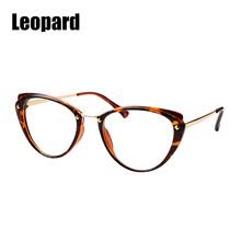 SOOLALA кошачий Глаз сплав очки для чтения женские прозрачные линзы очки Металл Пресбиопия очки 0,5 0,75 1,25 1,5 1,75 до 4,0 4,5 5,0(Китай)