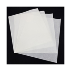 china 80gsm greaseproof white yellow Sheet double Single Side Silicone oil coating Glassine paper roll