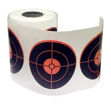 Schieten Ploetert Doelen 3 inch Self Doel Stickers voor Gun Rifle Pistol Bb Gun Gun Air Rifle