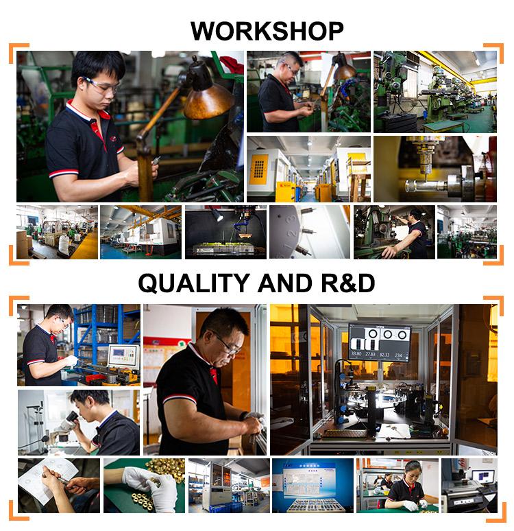 الصين مصنع مخصص أعلى جودة CNC أجزاء معدنية للآلات CNC خدمة الآلات