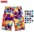 KCOA Fast Delivery Promotional 100% Polyester Men's Swimming Trunks