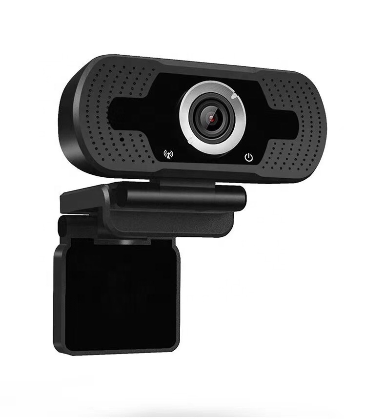 Factory Price 1080P 720P 480P Free Driver Web Computer Camera Full HD Auto Focus USB No Drive Clip Webcam for PC Laptop