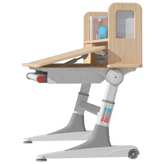 igrow  height adjustable office desk kids learning desk home office study desk