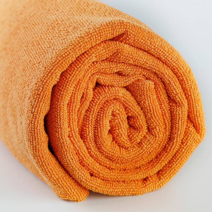 Car Detailing Microfiber Polyester Cleaning Towel Fabric