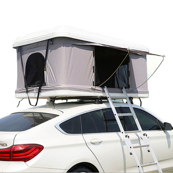 outdoor Trailer made in china Pop up Hard car Roof top tent 2 person cheapest rooftop car tent