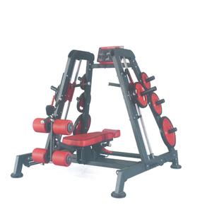 Panatta daul functional gym equipment smith machine