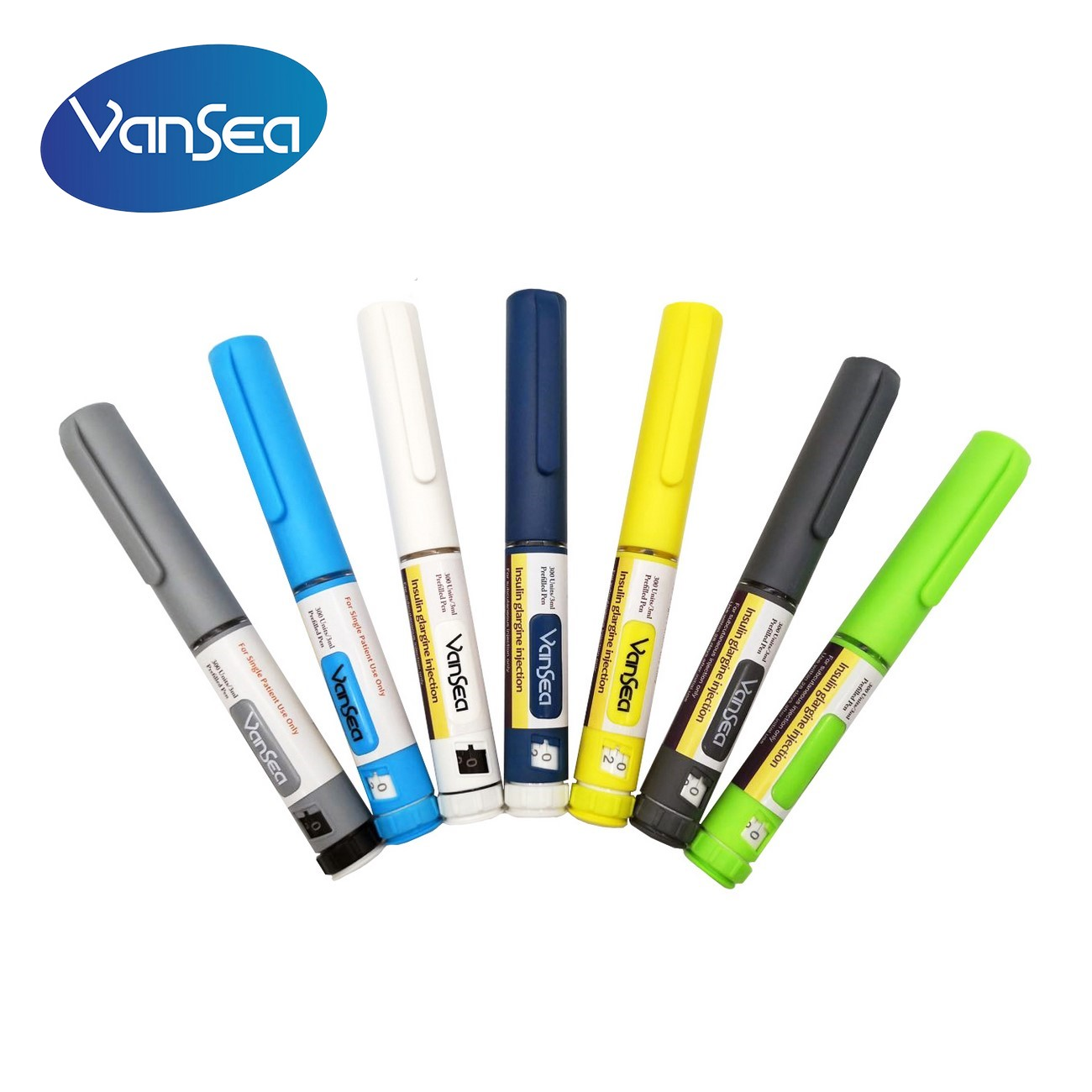 CE APPROVAL Disposable Insulin pen for 3ML cartridge somatropin Human Growth Hormone HGH