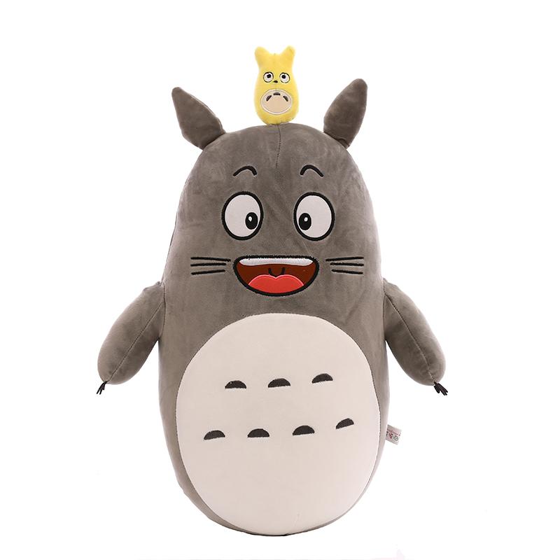 Commercio All'ingrosso su Ordinazione Morbido Il Mio Vicino Totoro Peluche Toy Collection Gift Bambola Anime Del Giocattolo Della Peluche