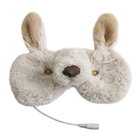 USB heating steam animal eye mask for dry eyes, Relieve Eye Fatigue