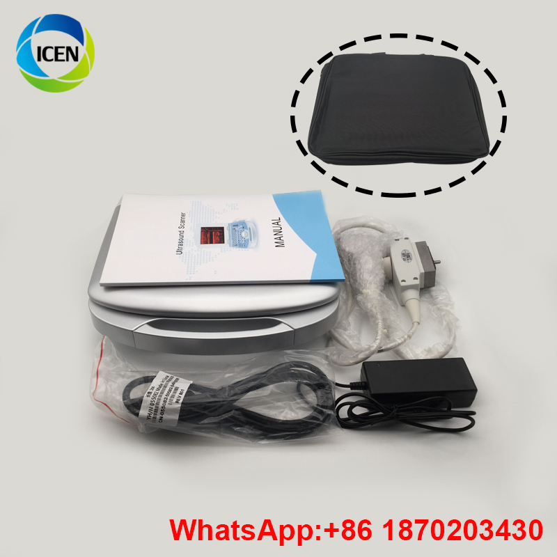 IN-A50 Cheapest Portable  Laptop 2D B&W Ultrasound therapy Scanner Diagnosis Ultrasound Machines