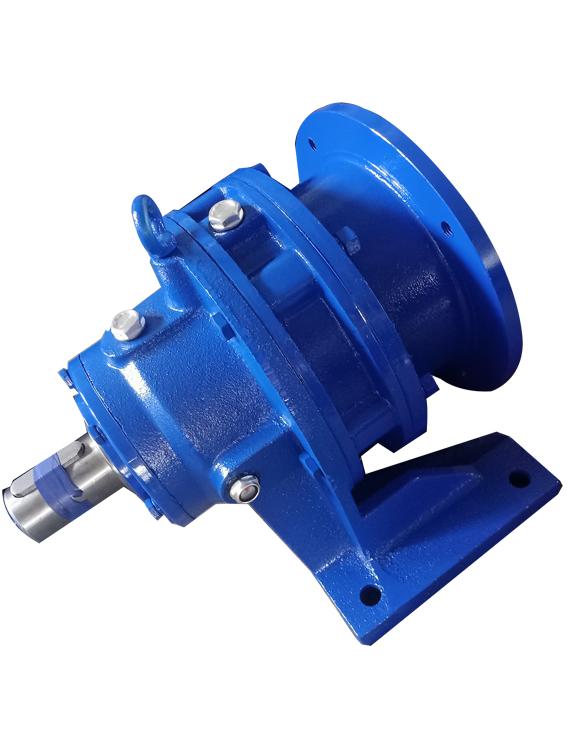 Potência 0.75-4 XLD4 kw 500 N.m vertical unidade cicloidal motoredutor ciclóide redutor