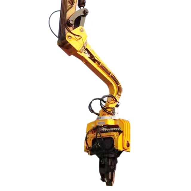 VS330 Vibratory Hammer Pile Driver