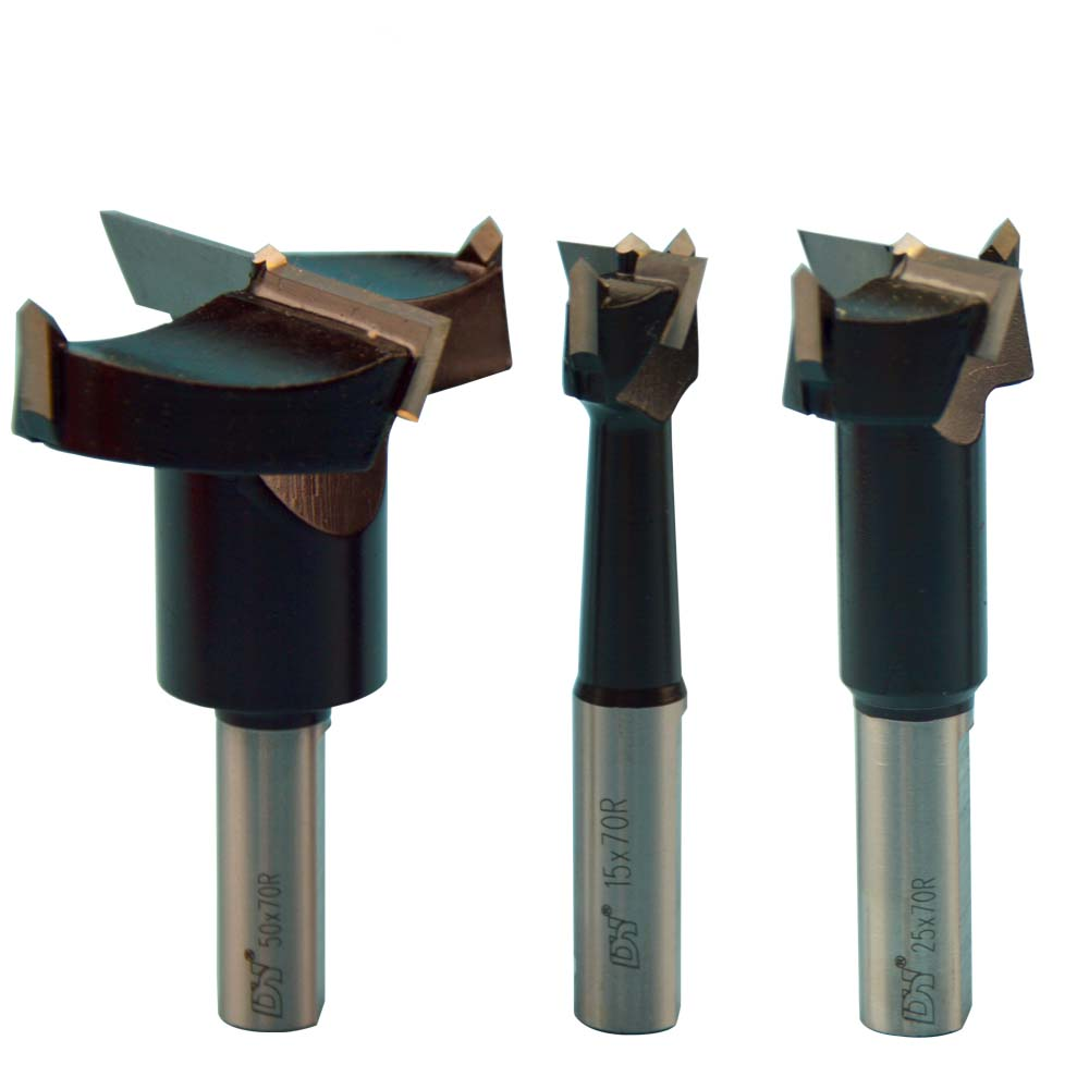 kit de brocas para taladro herramienta de localizaci/ón de punzones cortador de taladros para madera Localizador de plantillas para taladros para carpinter/ía gu/ía de taladro con bujes
