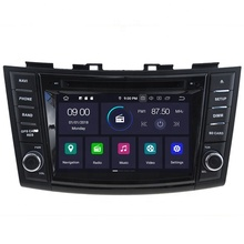 Suporte 4g Android 6.0 2 din universal car dvd player