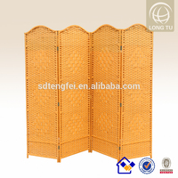 Room Screen Folding Paravent 4 Panel - Room Divider