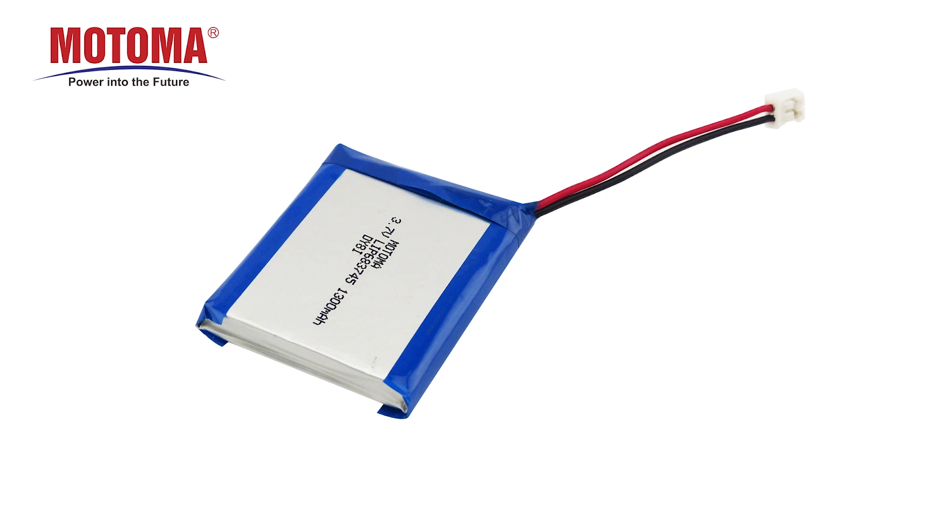 503759 rechargeable lithium polymer battery 1350mah for medical device