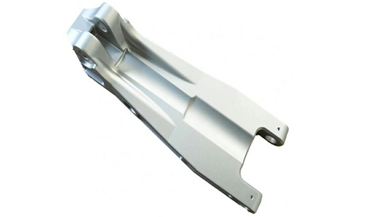 4 eixo Perfil CNC Centro de Usinagem de Precisão CNC Peças Do Molde Da Liga de Alumínio Com Acabamento Anodizado
