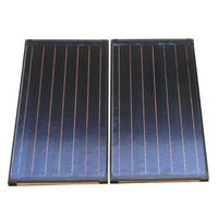 China Cheapest Solar Flat Plate Solar Collector Prices