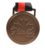 Promotional factory cheap custom competition sport metal challenge custom 3d medal