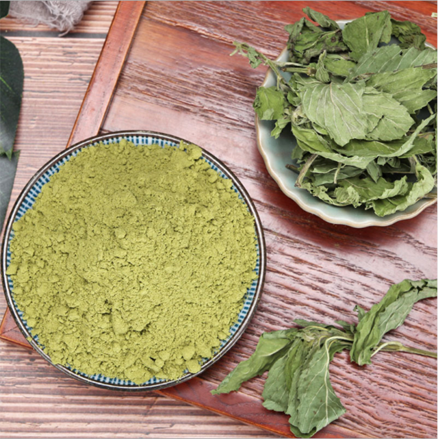 HONGDA Straight Powder Speariment Powder Dried Mint Leaves