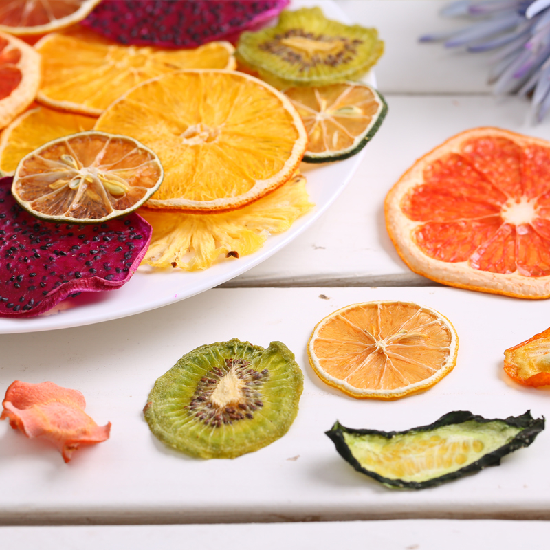 OEM High quality Chinese mix fruit tea dried slices fruit Slimming tea