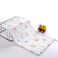 Wholesale Cotton Soft Comfortable Baby Child Towel Does Not Hurt The Skin