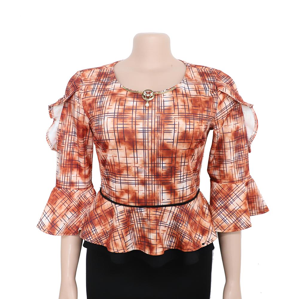 Лидер продаж одежда для женщин с цветочным принтом труба flare рукавом Два шт мама стиль среднего возраста наряд пальто плюс размер платье KC-8832