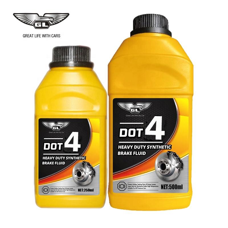 Super High Duty 250ml Brake Fluid Dot4
