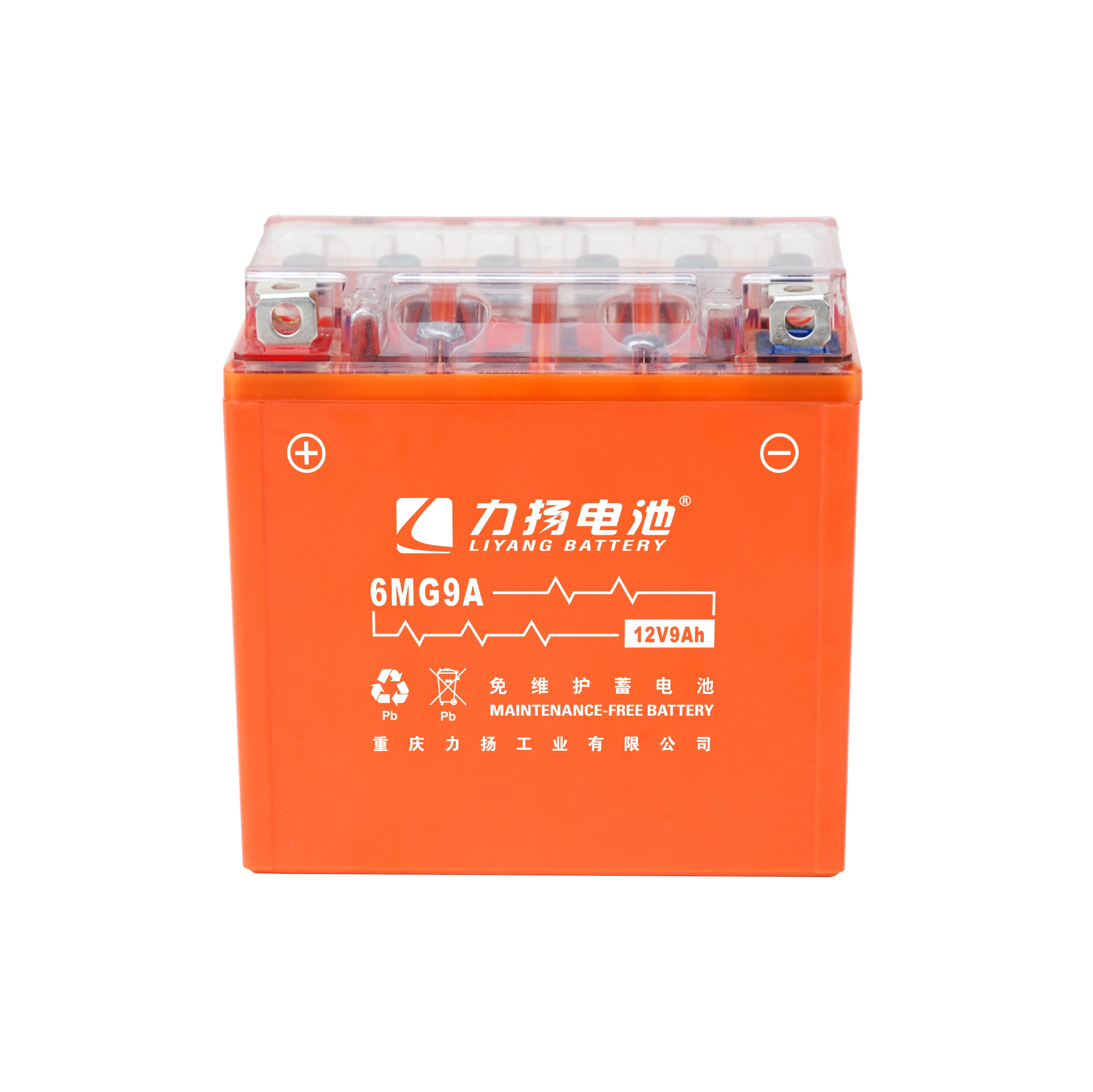 DENEL 12N9-BS Super GEL Motorcycle Battery 12v 9ah Battery