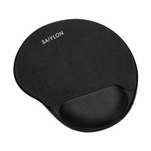 Neoprene คอมพิวเตอร์ Mouse Pad with Gel Wrist Rest