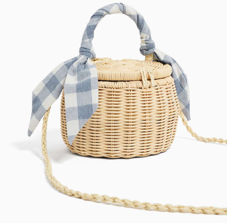 ANGEDANLIA woven straw tote bag for sale for girls-2