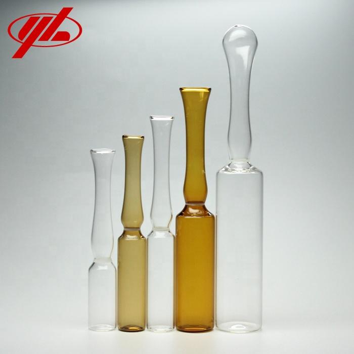 Ampolas de Vidro De borosilicato para Injeção