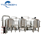 Tonsen 300L 500L 1000L beer brewing machine for micro pub brewery equipment