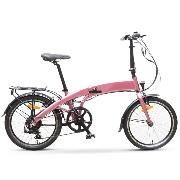 CROSSROAD STADTFAHRRAD CITY BIKE BICYCLE 26 ZOLL LEDER Sitz Red Kick Stand 26´´