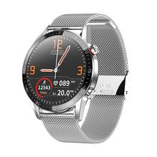 2020 Top Luxe Reloj D'ECG <span class=keywords><strong>Bluetooth</strong></span> Appel Rond Sport <span class=keywords><strong>Montre</strong></span> Intelligente pour Hommes Femmes