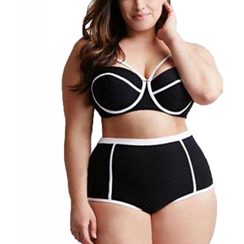 Super September <strong>swimwear</strong> <strong>plus</strong> <strong>size</strong> quick shipping Underwire High waist push up