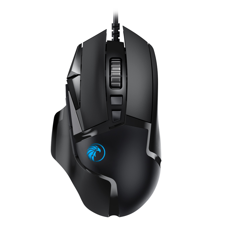 Razeak Gaming Mouse PMW3325 Programmable Gaming Mouse