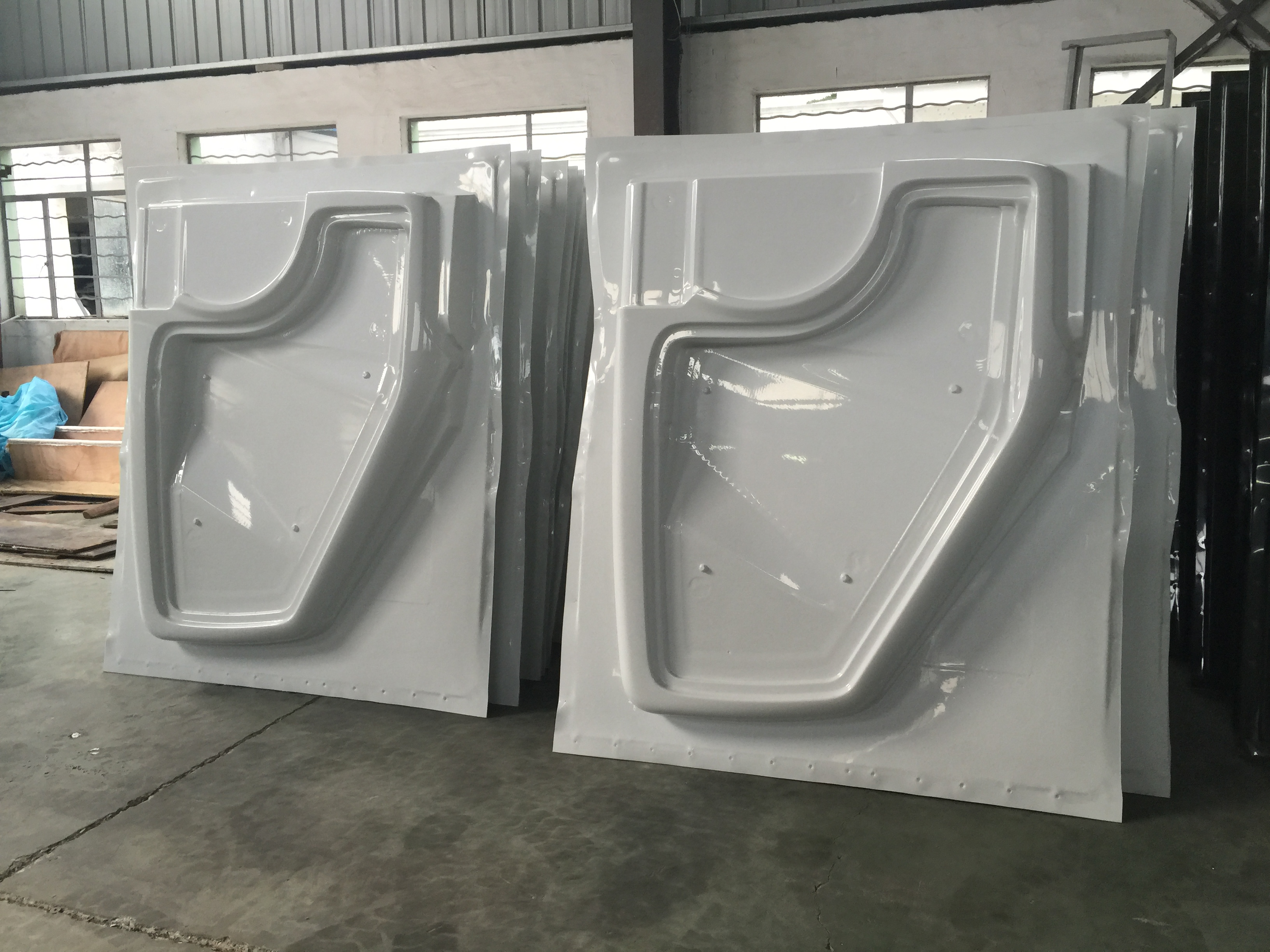 vacuum forming custom thermoforming auto spare parts supplier yuyao plastics products manufacturers