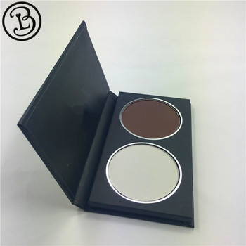 Hot sale paper palette 2 color contour