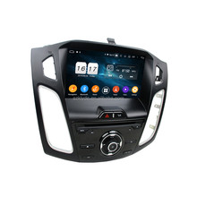 KLYDE <span class=keywords><strong>DVD</strong></span> für Fokus 2012-2014 9 inch Android Auto Stereo Radio <span class=keywords><strong>DVD</strong></span>-Player HD Touch Screen Radio GPS navigation mit mirroring