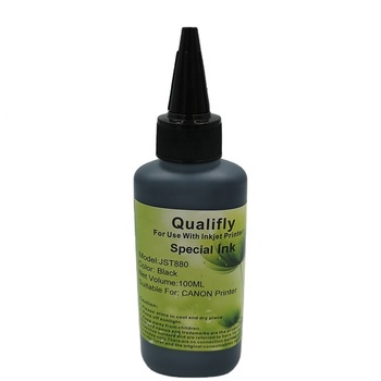 refill dye ink for CANON ink for  inkjet printer compatible special ciss tank ink inkjet printer