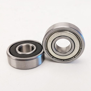 Chinese 10mm bore size 10mm ball bearing 6000 6200 6300 6800 6900