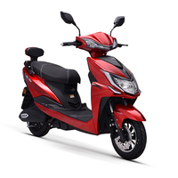 72V 1000W Fashion Daily Use Electric Motorcycle Scooter For Sale from China Factory