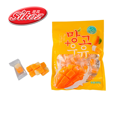 Colorful rocket shaped sour fruit liquid spray candy