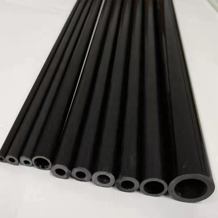 OD6.0*4.0*1000mm <strong>carbon</strong> fiber tubing tubes cfrp pipes for RC drone UAV shafts