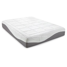 Sleepwell cool gel mattress roll mattress memory foam sleep science mattress