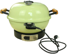 18 <span class=keywords><strong>Inch</strong></span> <span class=keywords><strong>Houtskool</strong></span> & Elektrische Mini Tafelblad BBQ Grill grill bbq oven